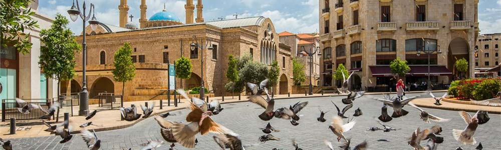 Cheap flights from New York to Beirut