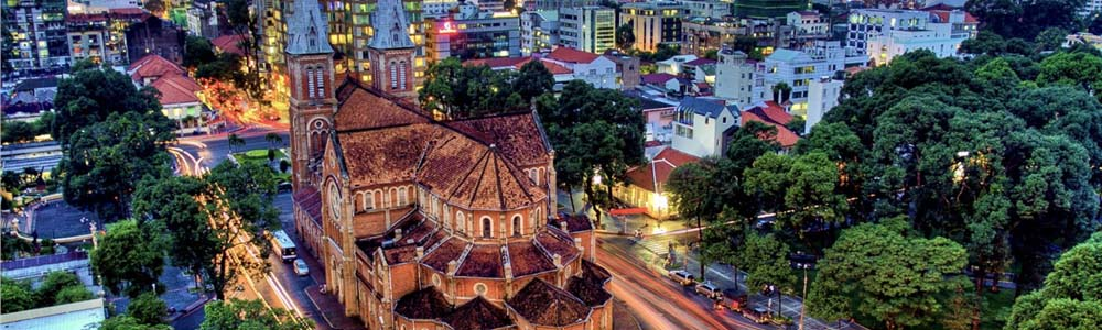 Cheap flights from Los Angeles to Ho Chi Minh City