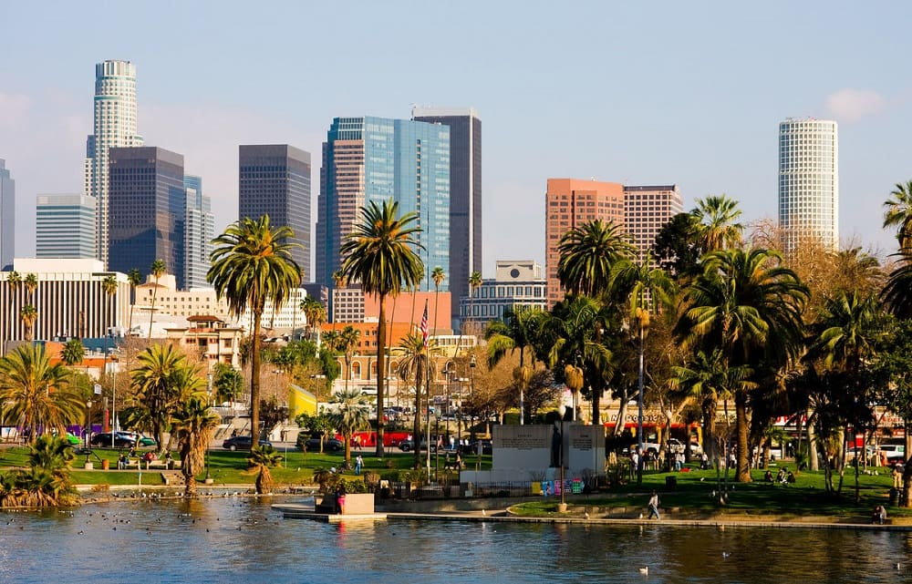 Cheap flights from Washington to Los Angeles