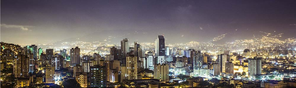 Cheap flights from New York to Medellin