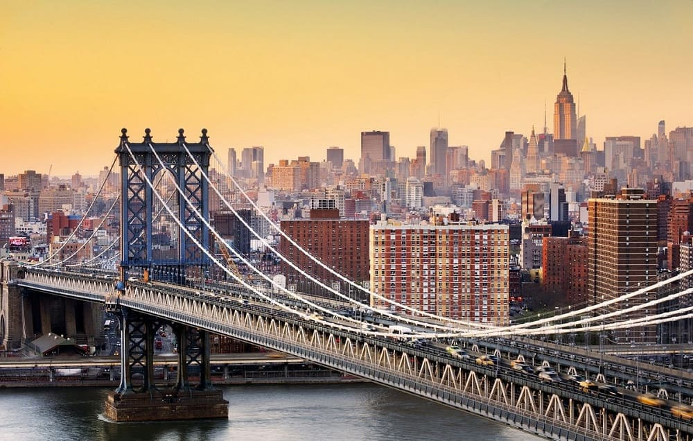 Cheap flights from La Paz to New York