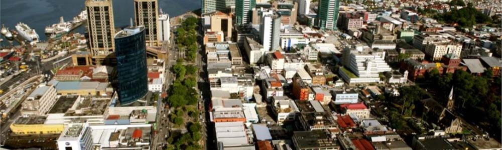 Cheap flights from New York to Port Of Spain