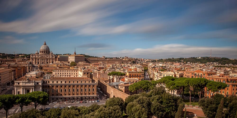 Cheap flights from New York to Rome