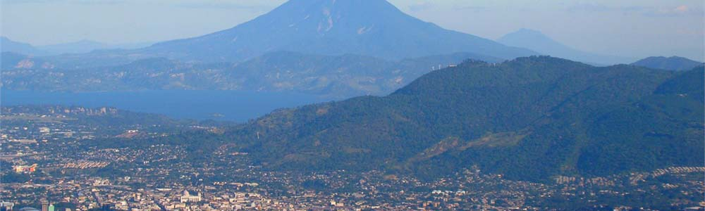 Cheap flights from Houston to San Salvador
