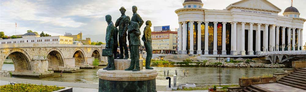 Cheap flights from Chicago to Skopje