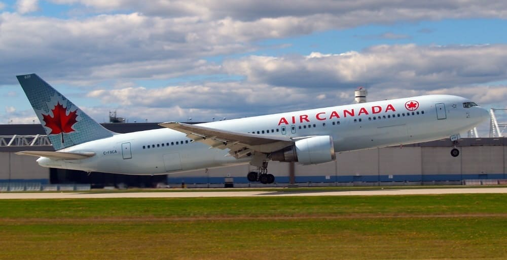 Air Canada Montreal to Dallas Flights