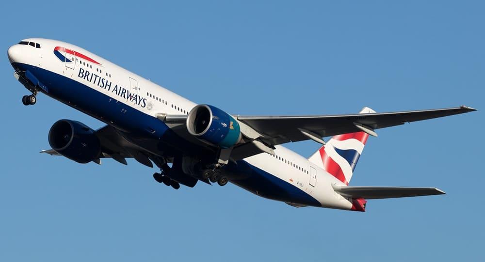 British Airways tickets