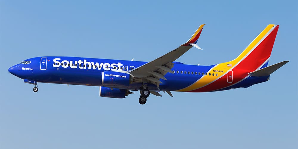 Southwest Airlines tickets