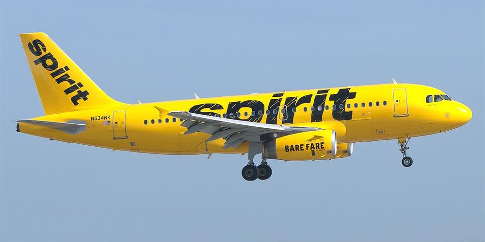 Spirit Airlines tickets